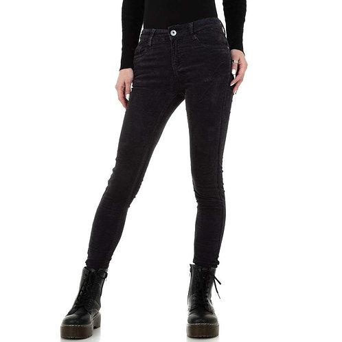 Valentina - Mørkegrå skinny jeans