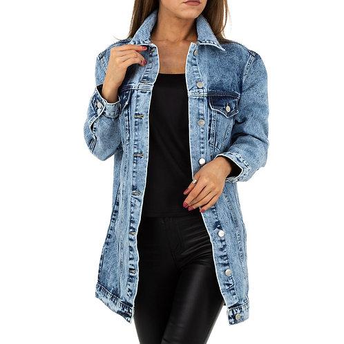 Sophie - Oversize denim jakke