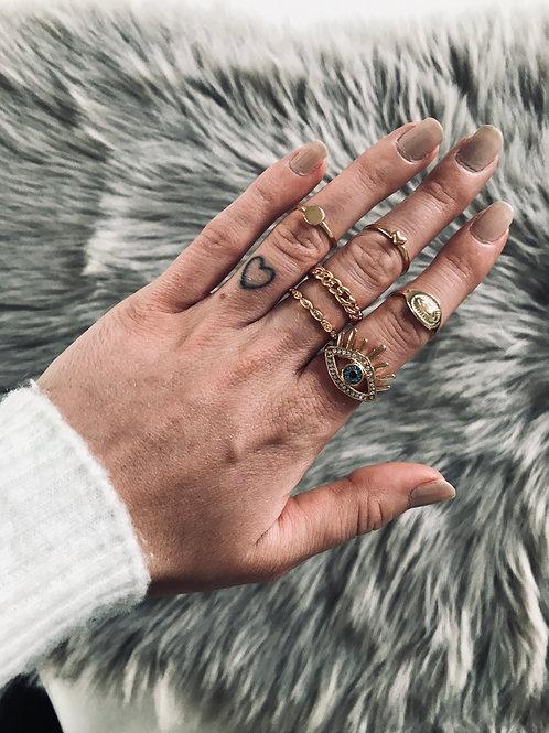 Mix it - Kno ring med motiv