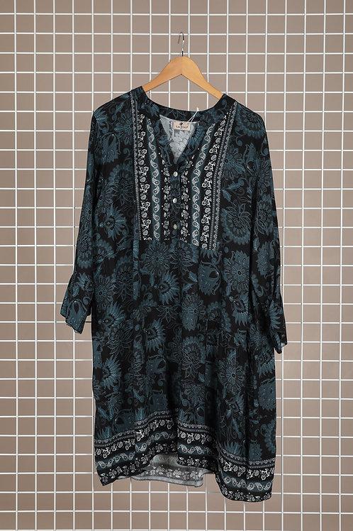 Johnna - Kjole med print