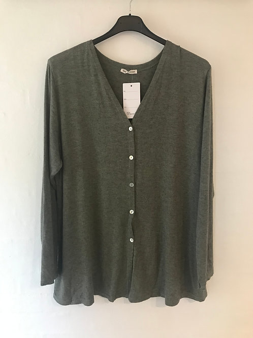 Alma - Strik cardigan