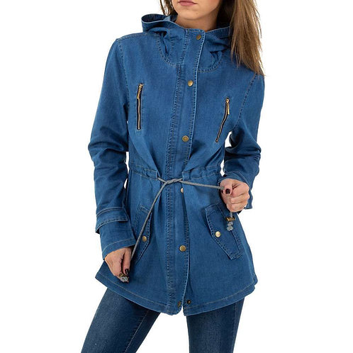 Olina - Forårs denim jakke