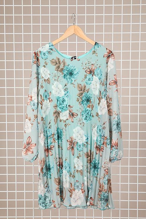 Joy - Kjole med blomsterprint