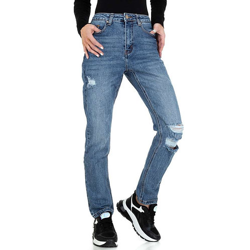 Relaxed baggy jeans