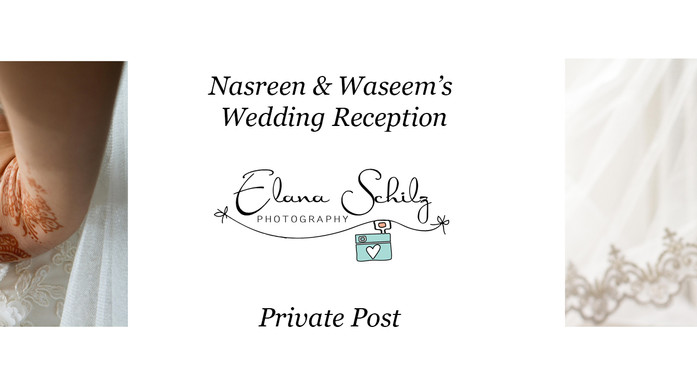 Nasreen & Waseem's Wedding Reception