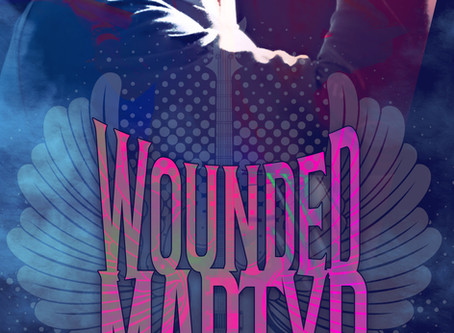 Wounded Martyr COVER REVEAL and SNEAK PEAK
