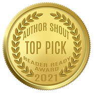 2021 Author Shout Reader Ready Award - T