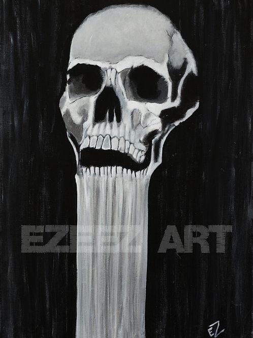 Skull-Print