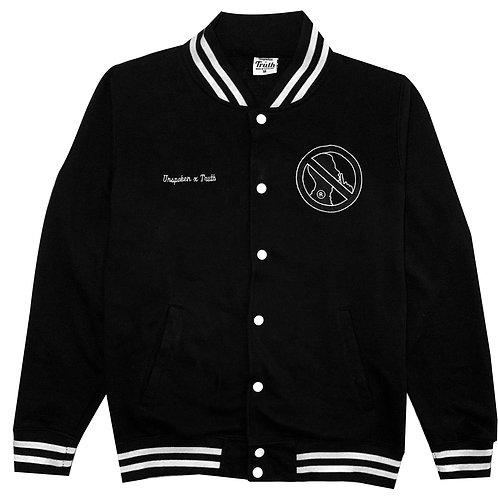 "Classic Varsity Fleece ""Black"""