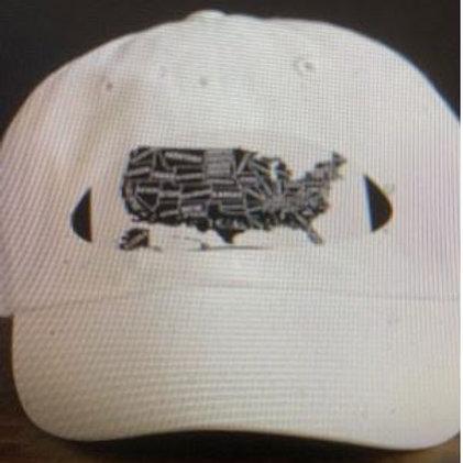 50 States Black Cap