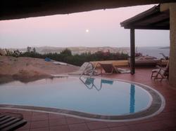 Saridinia, Villa