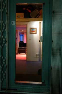 Studio 1 Front Door