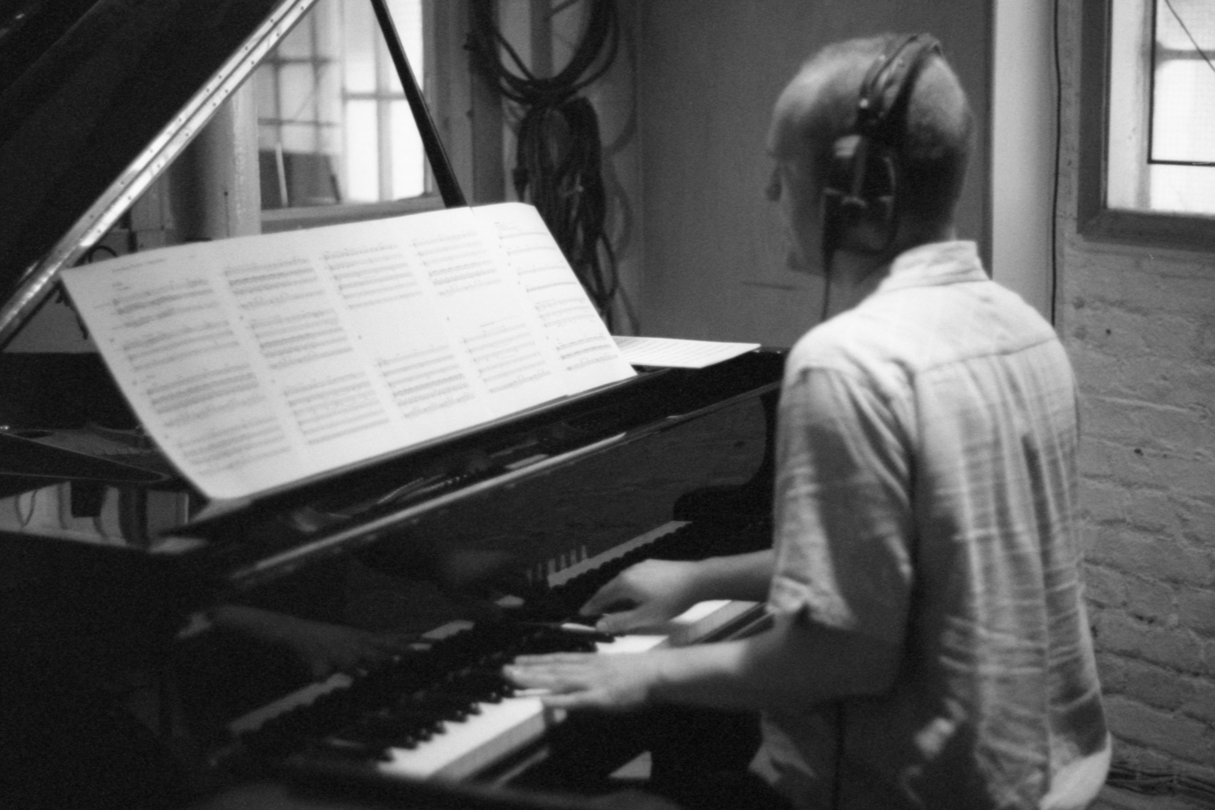 Piano Session in Studio 1