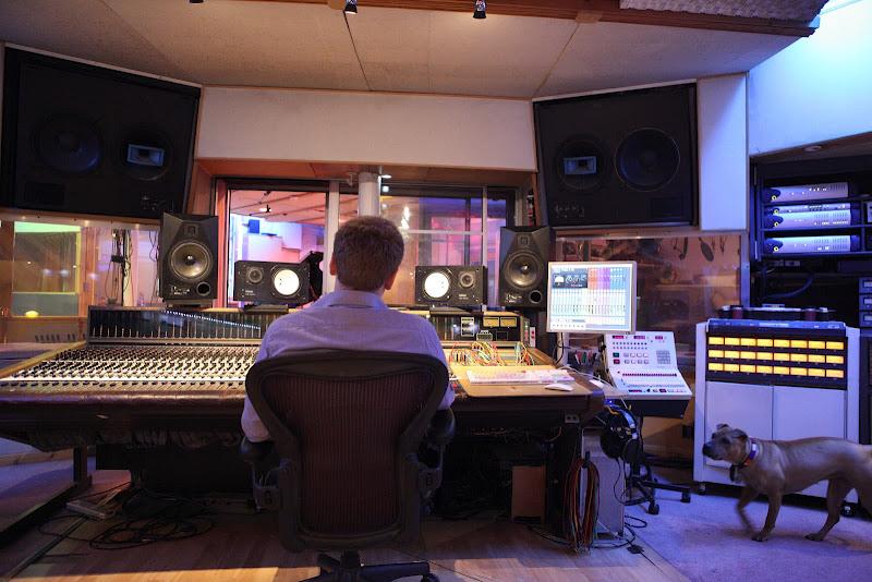 Studio 1 Control Room