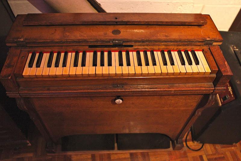 Eastcote Harmonium