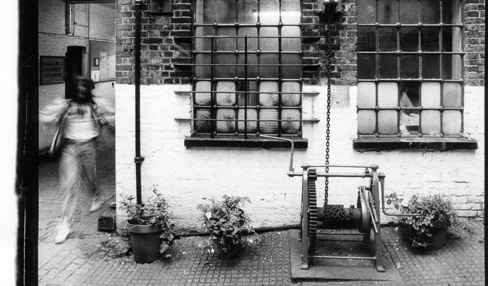 Studio 1 Courtyard