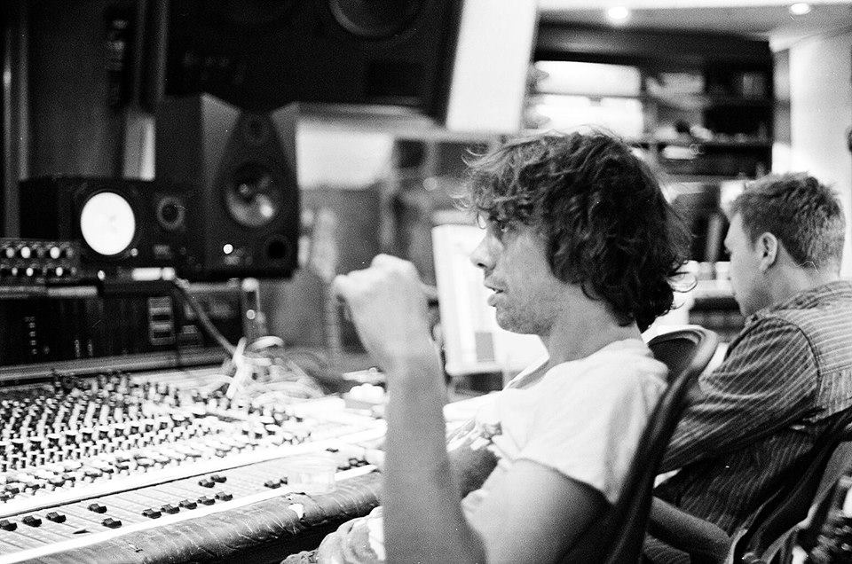 Johnny Borrell in Studio 1