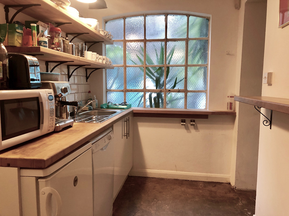 Eastcote Studio 1 Kitchen