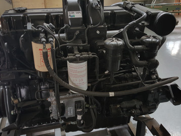 Brand new and rebuilt engines for Doosan, Volvo, Hyundai, Komatsu
