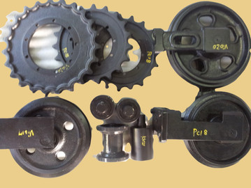 Mini undercarriage parts for immediate shipments