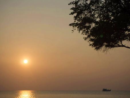 Feb: Sunset Stroll