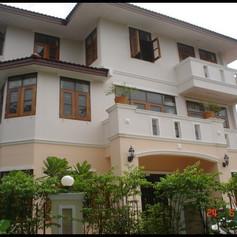 Two Stories Privarte Residence