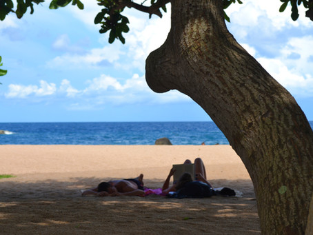"May: Beach Crawl ""You, Me, & The Beach"""