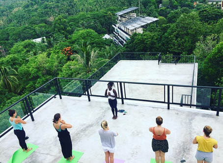 Good Morning: Rooftop Yoga