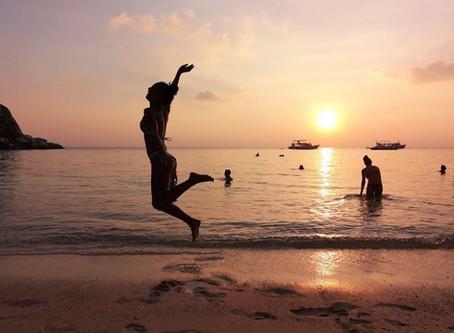 Hello December: Where the Sun Meet the Sea