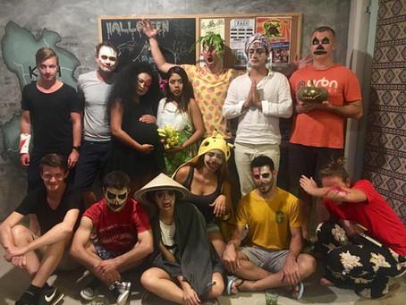 Happy Halloween 2017