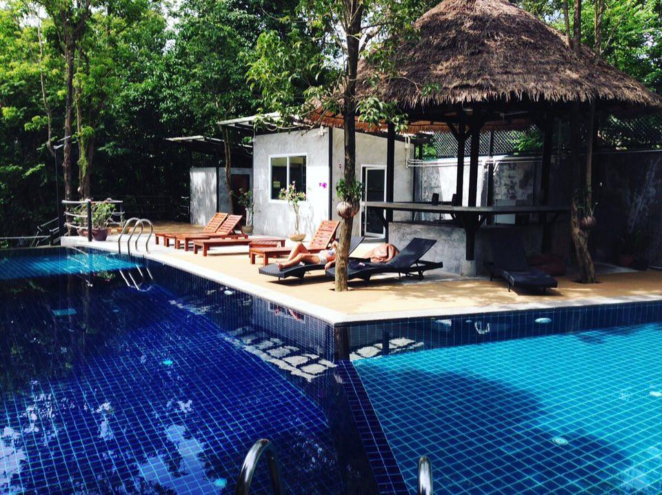 Hotel at Koh Tao