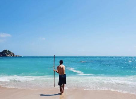 """January: Beach Crawl """"The Fresh Start"""""""