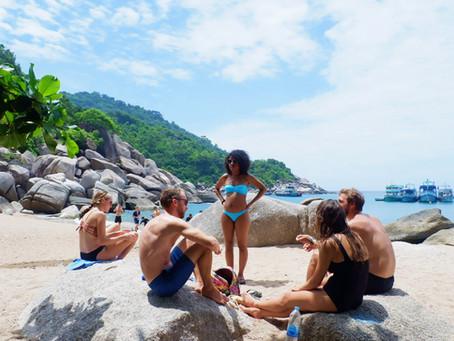 """June: Beach Crawl """"The Merman & Me"""""""