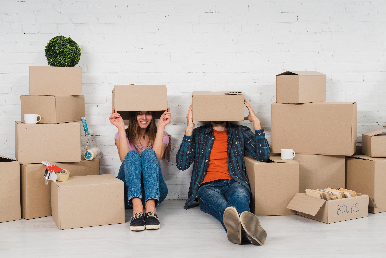 Déménagement et emménagement