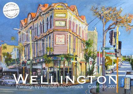 2021 Wellington Calendar