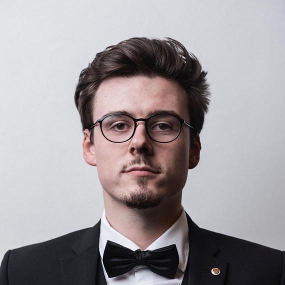 Oliver Sailer - Portrait