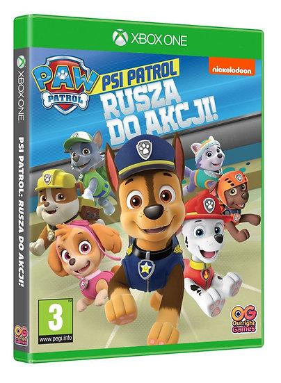 Psi Patrol - Rusza Do Akcji XBOX ONE