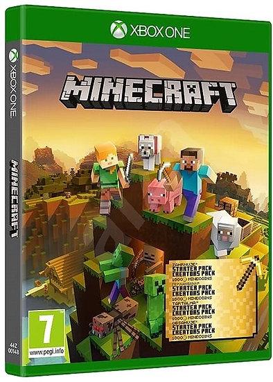 Minecraft + Dodatek [ Pakiet Startowy ] XBOX ONE