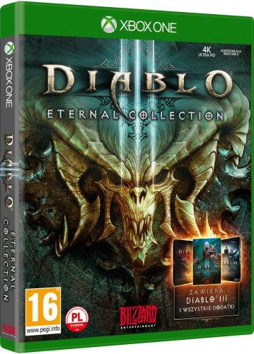 Diablo III [ 3 ] ETERNAL COLLECTION XBOX ONE