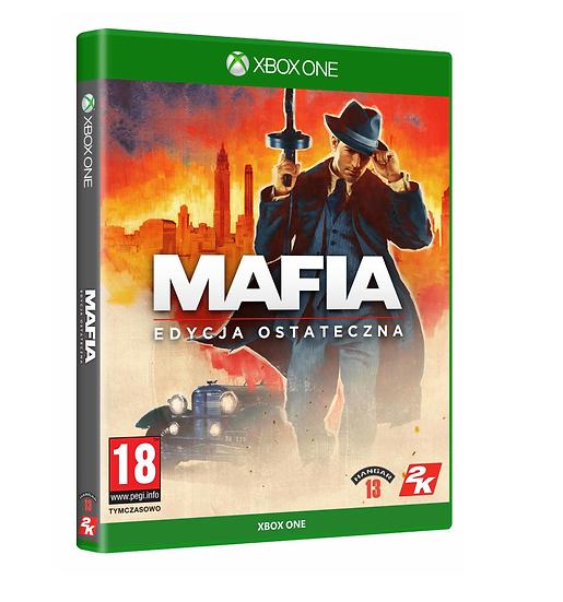 Mafia Edycja Ostateczna [  Definitive Edition ] XBOX ONE