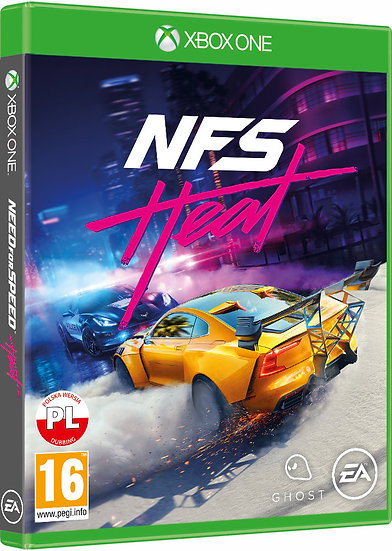 Need For Speed Heat [ NFS ] XBOX ONE