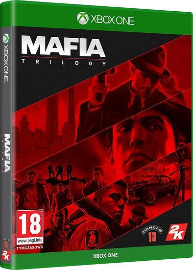 Mafia Trylogia [  Trylogy ] XBOX ONE