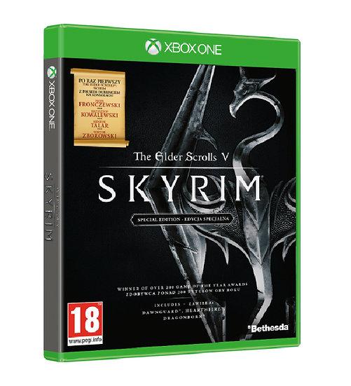 Skyrim - The Elder Scrolls V [ 5 ] XBOX ONE