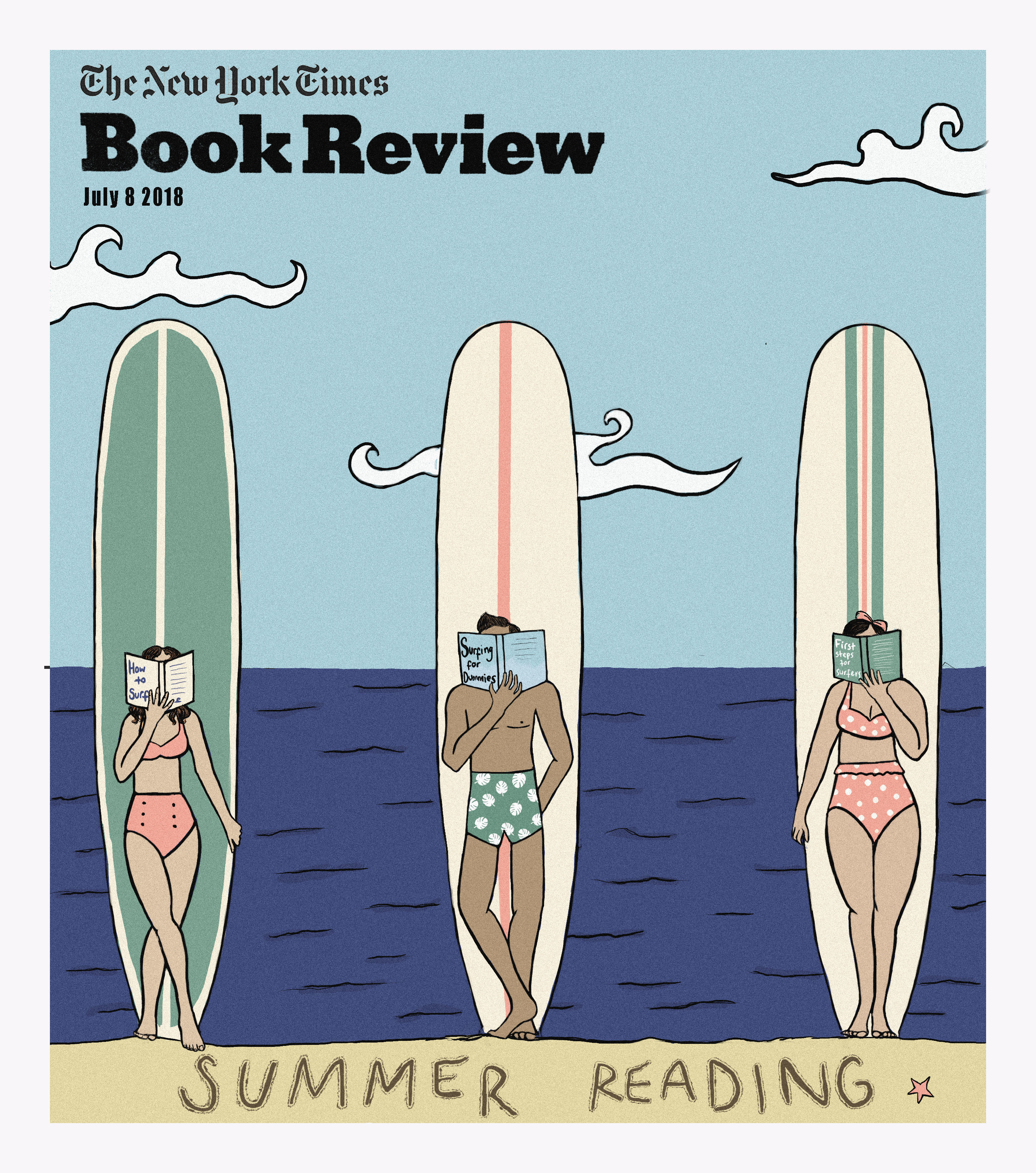 NYT Summer Book Review