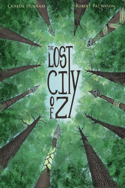 TheLost City of Z Movie Poster