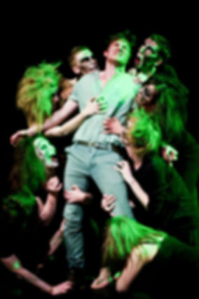 Matthew Bosley Director Woyzeck Theatre Lancaster