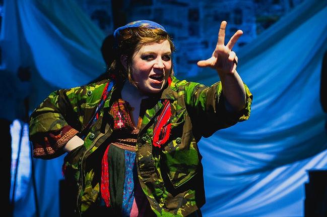 Matthew Bosley Director Mother Courage and Her Children Lancaster Theatre