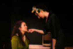 Jackals by Day Crows by Night Maureen Alcorn Matthew Bosley Theatre Director