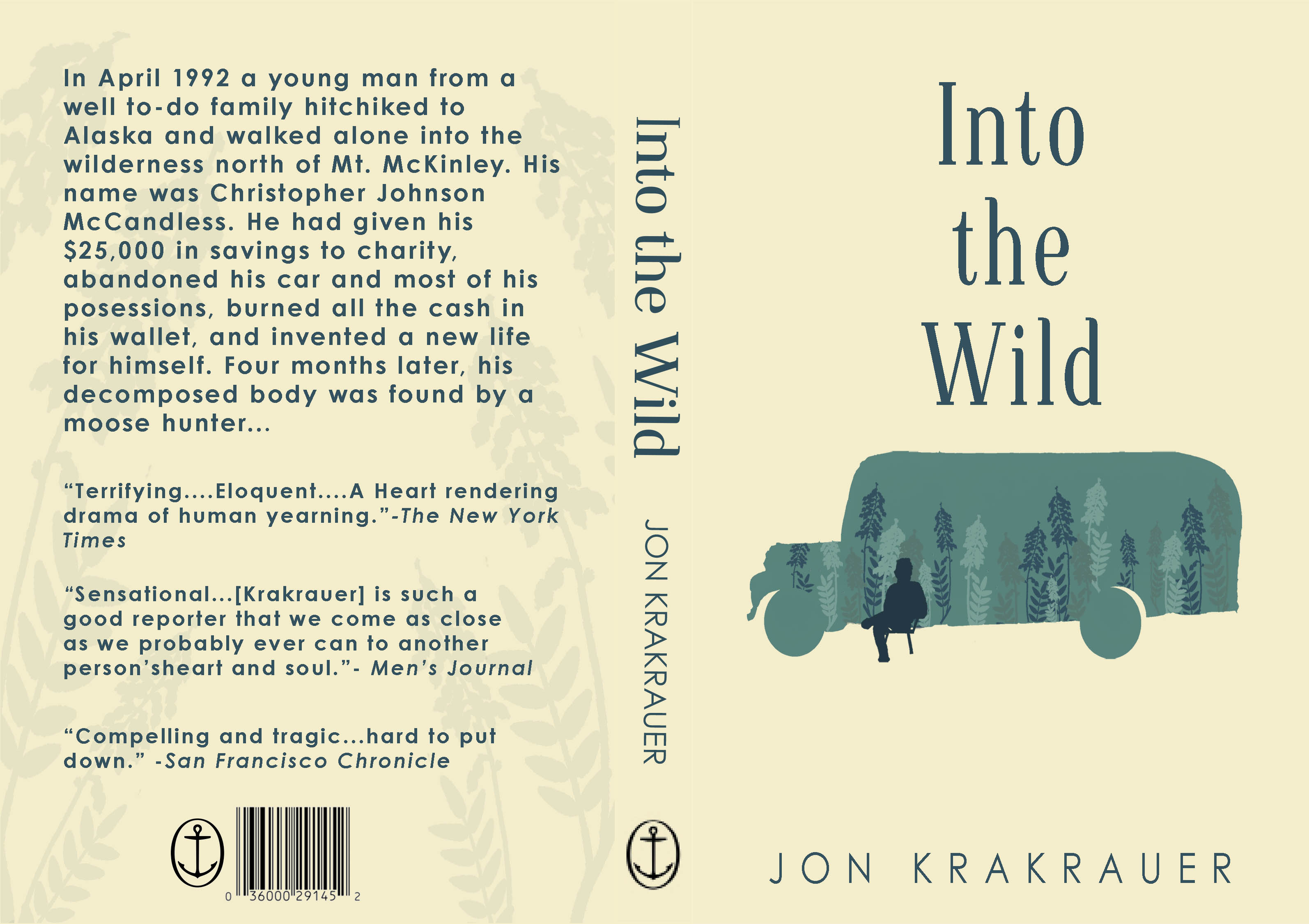Into the Wild Bookcover