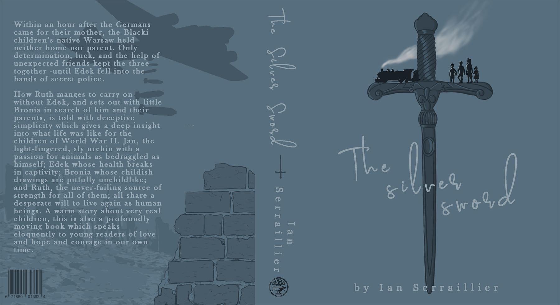 The Silver Sword bookcover